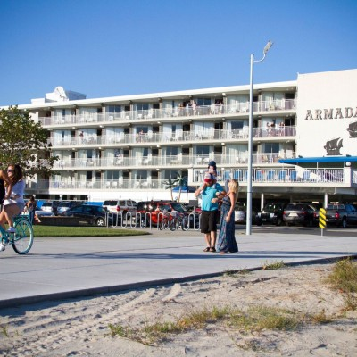 Armada By The Sea hotel in Wildwood NJ