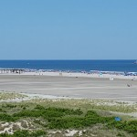Armada by the Sea oceanfront view of Wildwood NJ beach