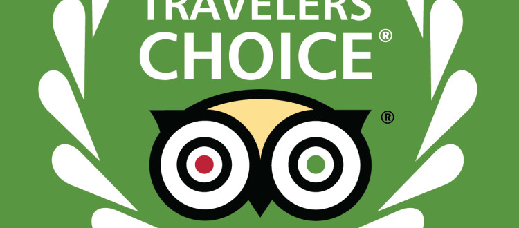 TripAdvisor 2017 Travelers' Choice Award