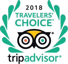 TripAdvisor 2018 Travelers' Choice Award
